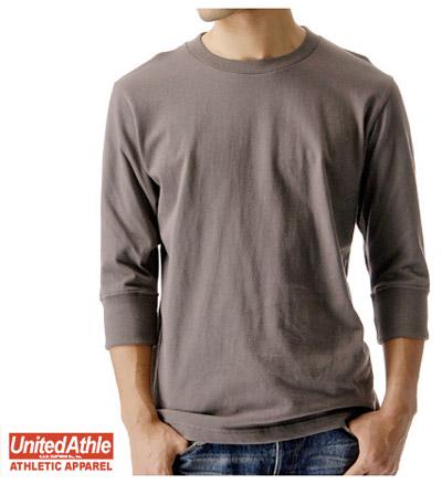ロンT・七分袖Tシャツ・長袖TシャツでオリジナルTシャツ作成